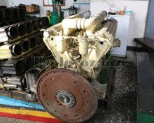 Дизель М753 после ремонта