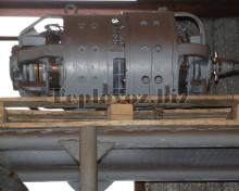 Двухмашинный агрегат А-706 после ремонта