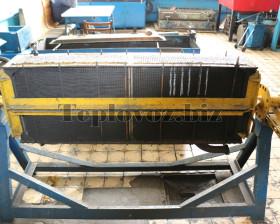 Отделения по ремонту секций и теплообменников
