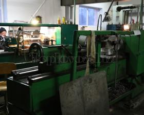 Станочное оборудование по ремонту  узлов, агрегатов маневровых тепловозов
