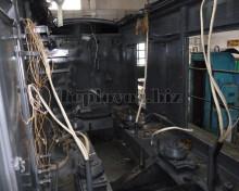 Замена проводки в дизельном помещении