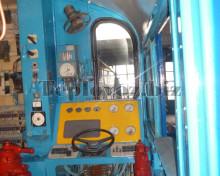 Кабина машиниста тепловоза ТГМ-4Б