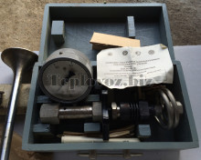 Прибор измерения максимального давления в цилиндрах дизеля