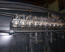 Замена вентелей ВВ-32 при КР