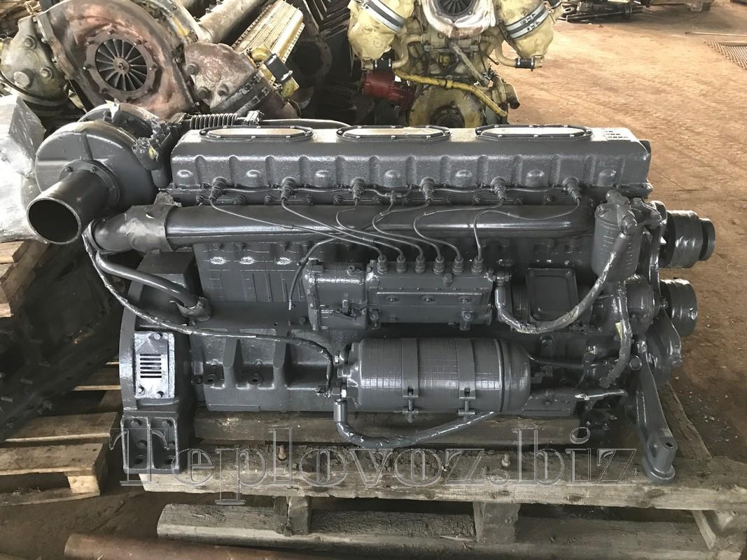 Капитальный ремонт дизеля Д6