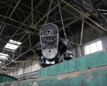 Демонтаж компресора ПК35 для виконання ремонту