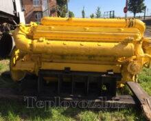 Дизель М753 после капитального ремонта