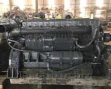 Двигун Д6 після ремонту