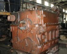 УГП 750 перед ремонтом