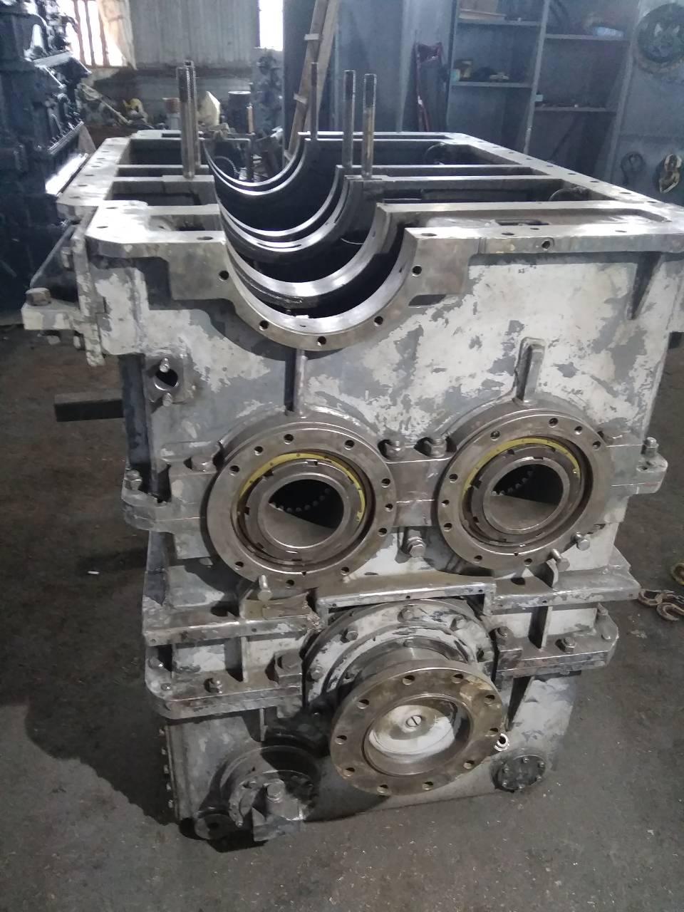 Ремонт гидропередачи УГП1200/212ПР
